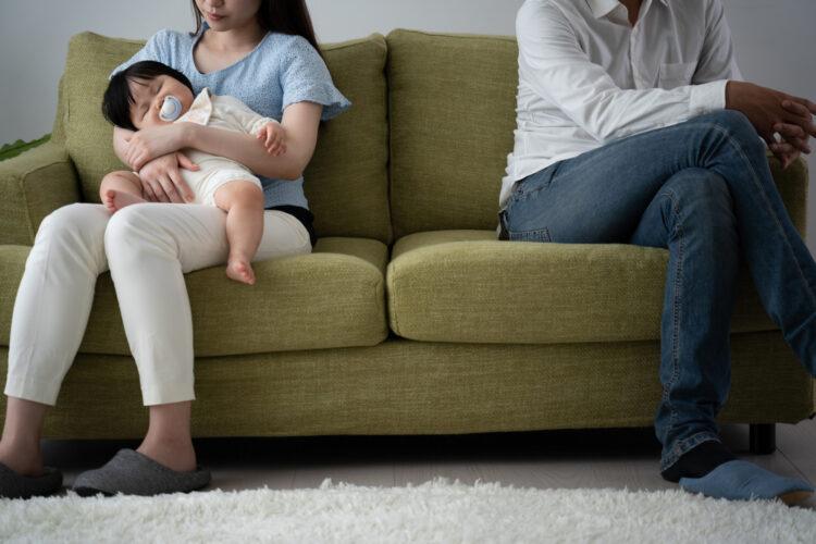 家庭内別居を選ぶ理由とは?起こりやすいトラブルについても解説