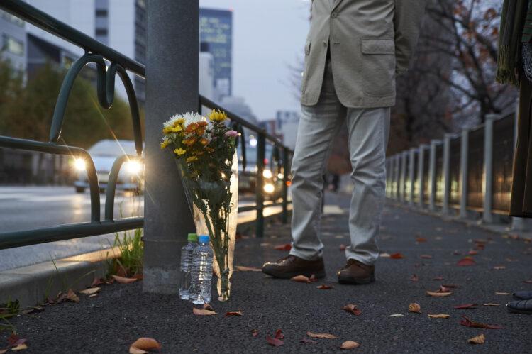 交通死亡事故における慰謝料の相場は?損害賠償請求のポイントも解説