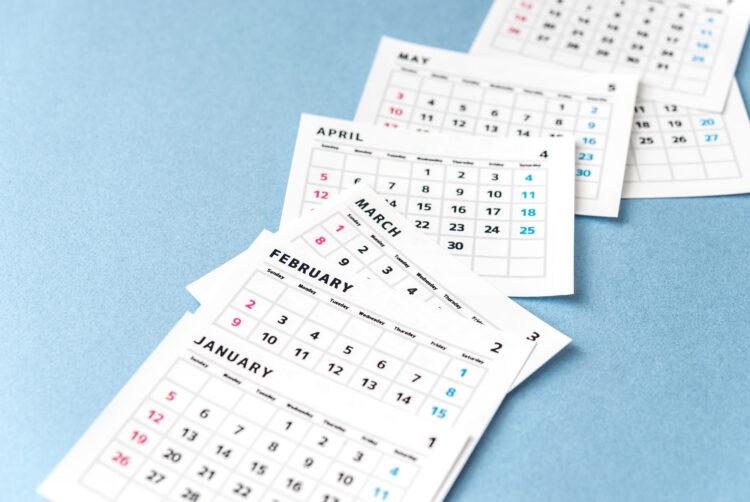 年間休日105日はフルタイムで働く人の最低ライン!法定休日と法定外休日の違いを解説