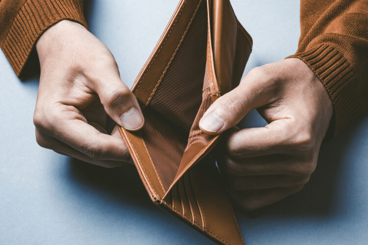 お金がないときの対処法は?乗り切る方法や公的支援制度について紹介