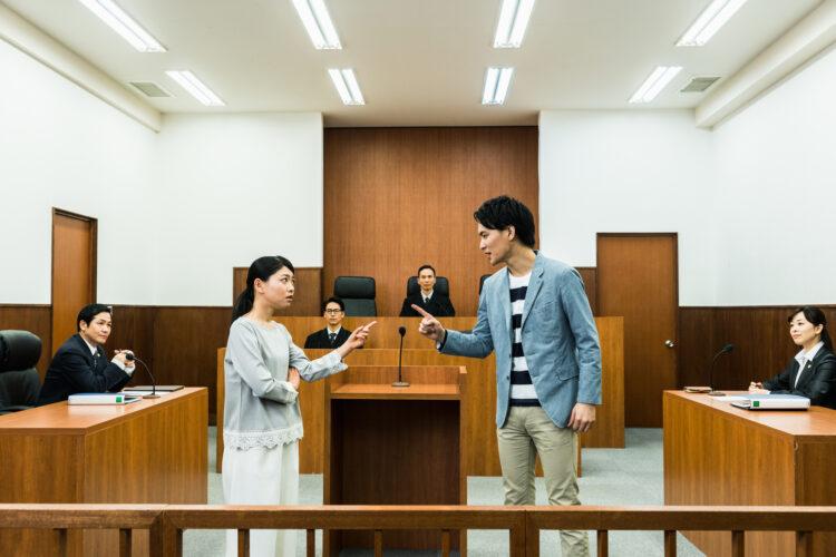 離婚裁判の流れ・期間の目安と早期に終了させるためのポイント