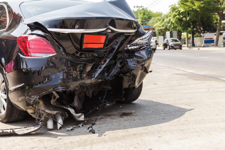 交通事故の自賠責の補償内容&慰謝料額は?もらい事故のときの注意点