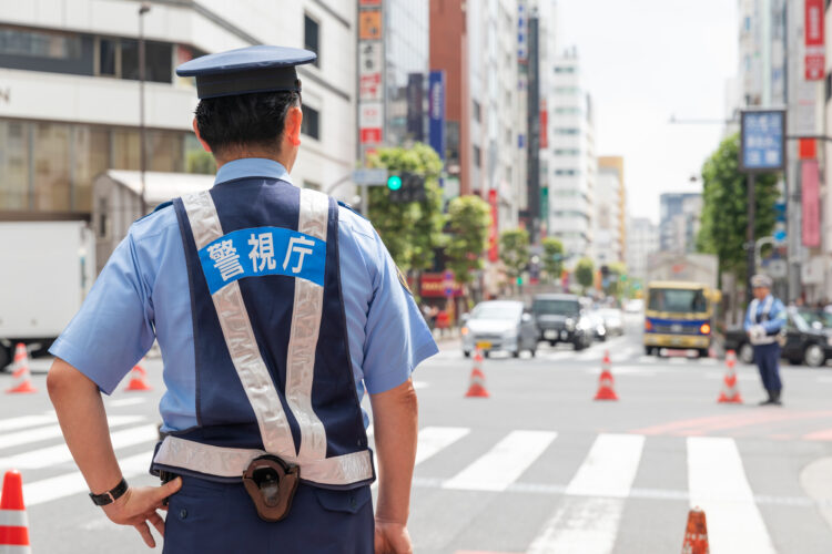 交通事故で警察が作成する調書とは?実況見分と調書の注意点